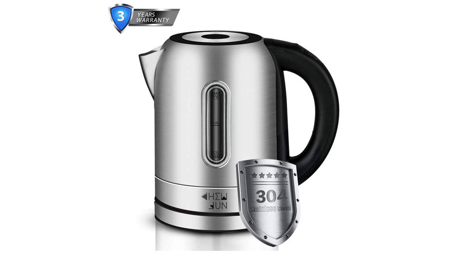 Best Electric Kettle 2020.Best Stainless Steel Electric Kettle 2020 Reviews Zoo