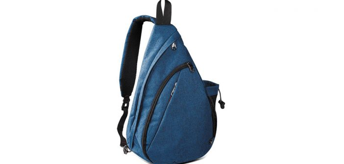 Sling Bag Crossbody Backpack