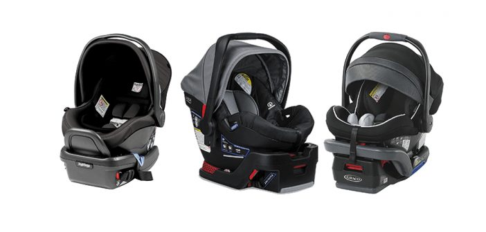 Top Rated Safety Infant Car Seats