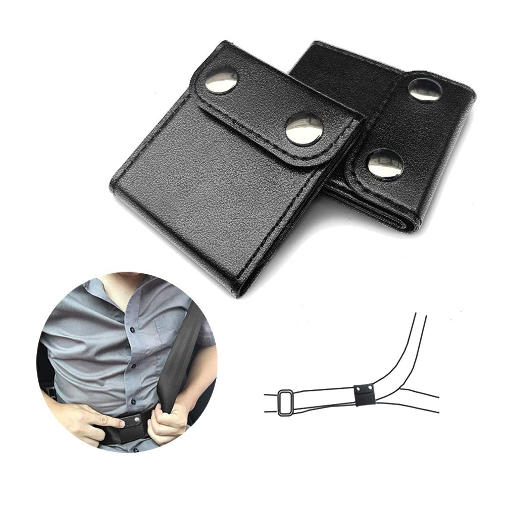 Comfort Universal Auto Shoulder Neck Strap Positioner Clips