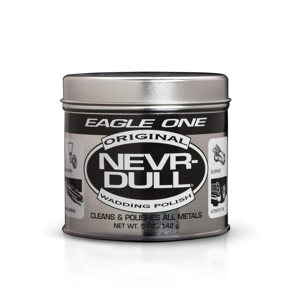 Eagle One Nevr-Dull Wadding Car Metal Polishes