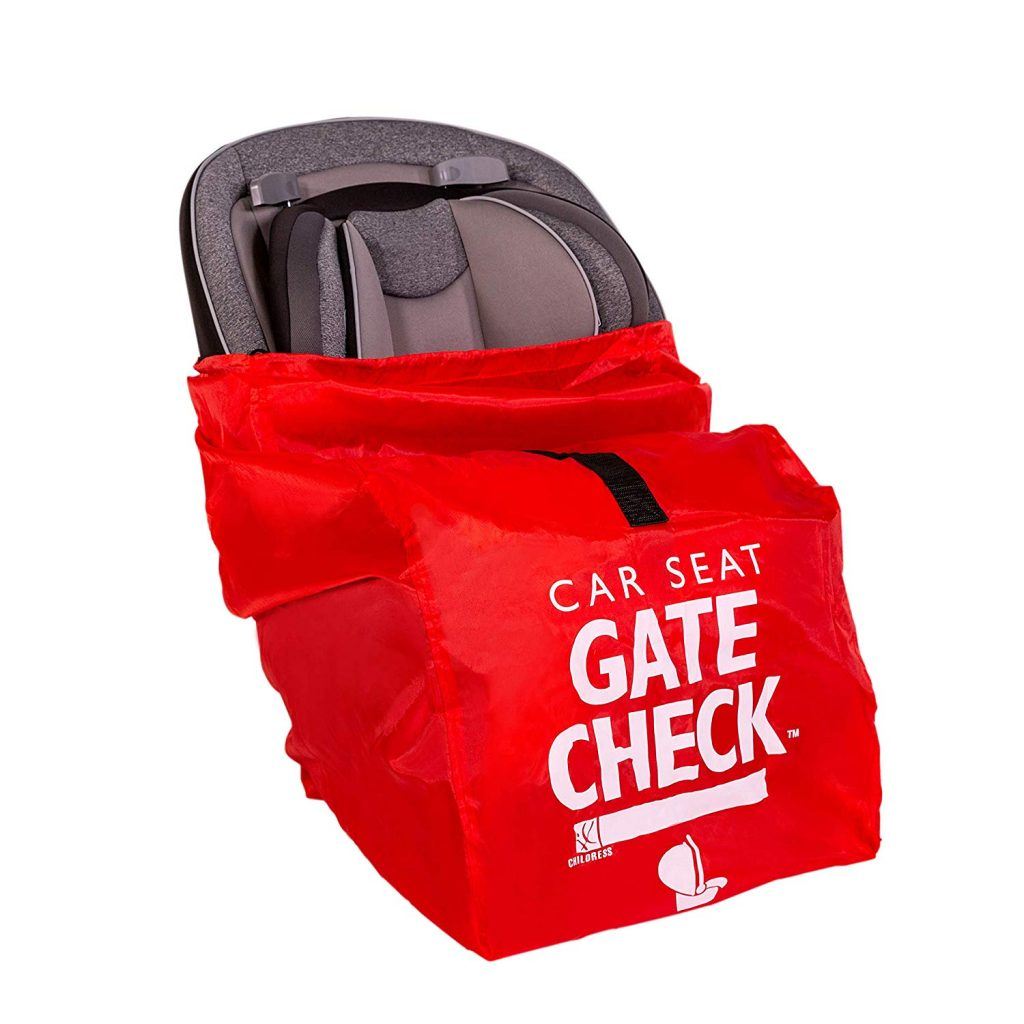 J.L. Childress Gate Check Bag for Car Seats - Air Travel Bag