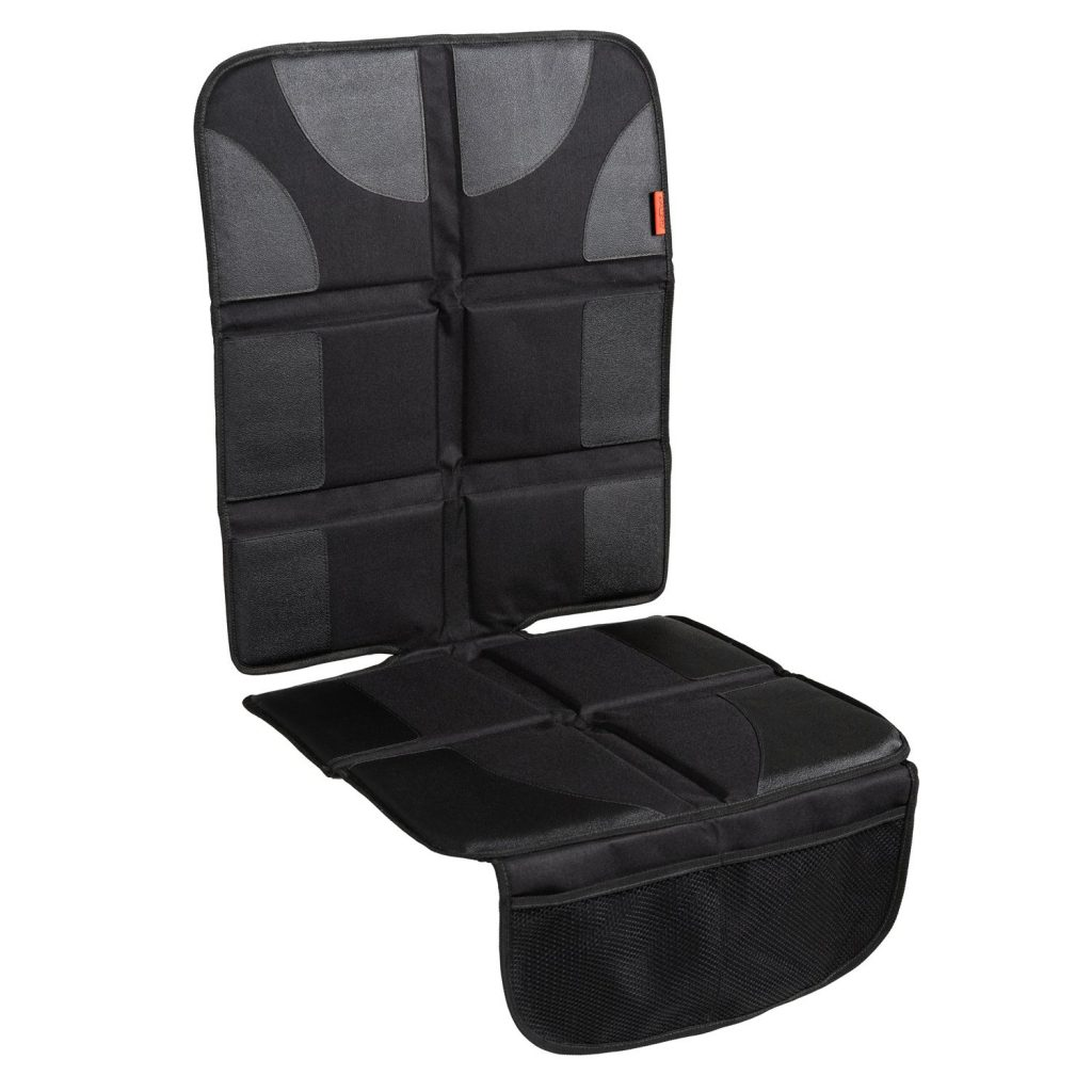 Lusso Gear Car Seat Protector with Thickest Padding