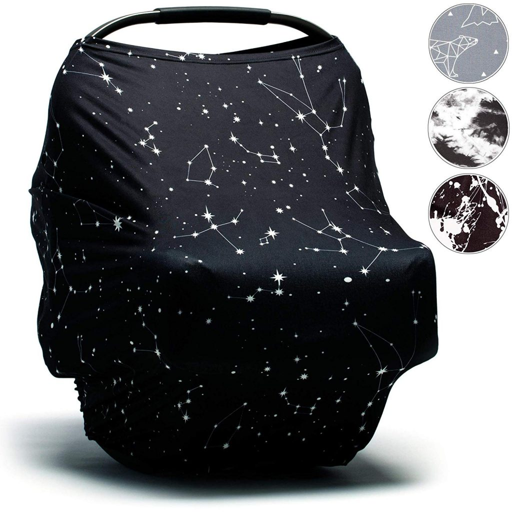 Moody Park Baby - Baby Car Seat Cover