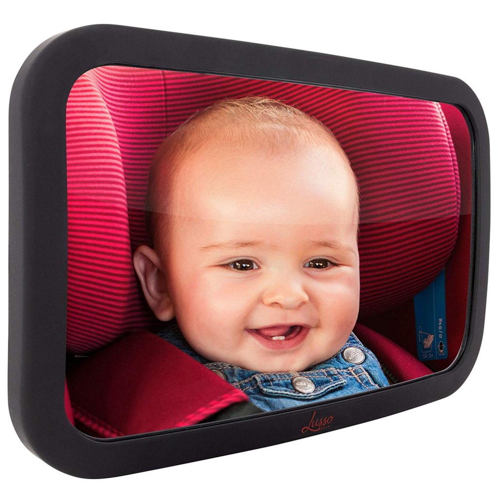 Most Stable Rear Facing Car Seat Mirror for Infant