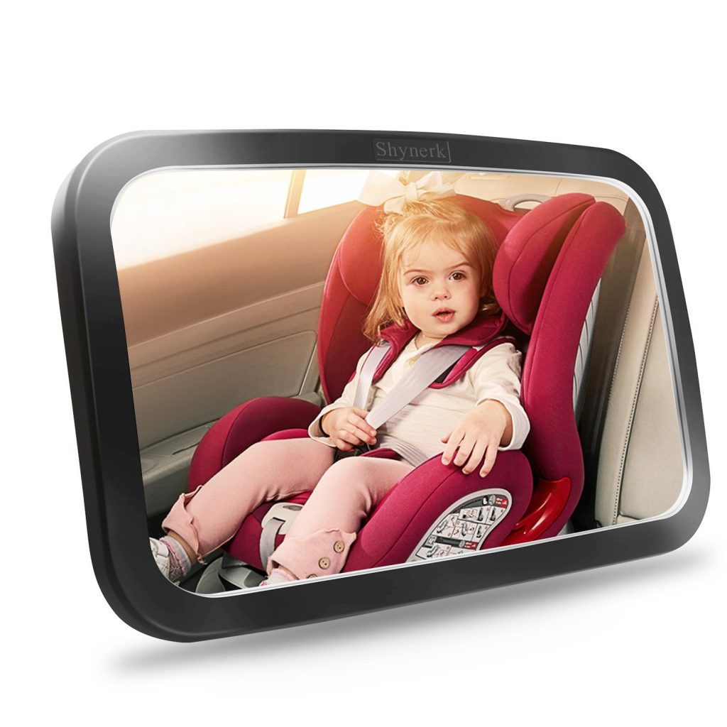 Safety Car Seat Mirror for Rear Facing Infant