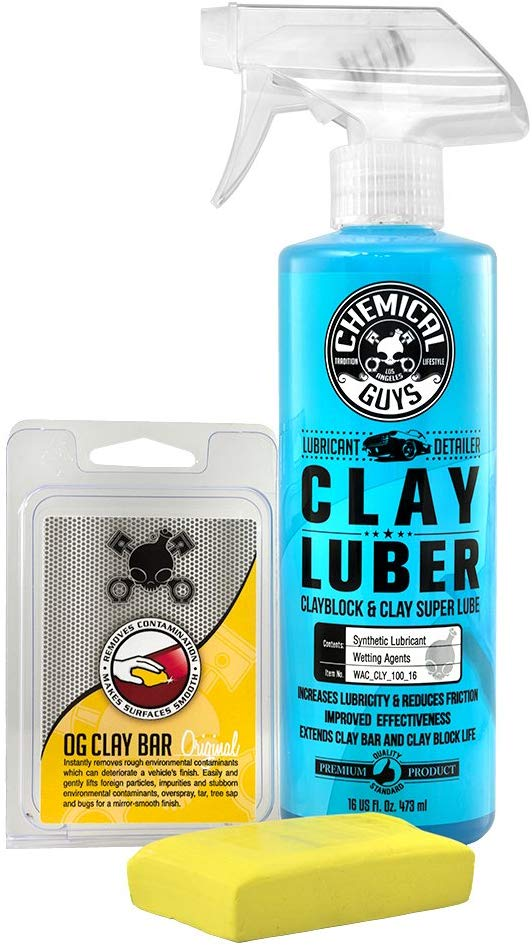 Chemical Guys Luber Synthetic Lubricant Kit