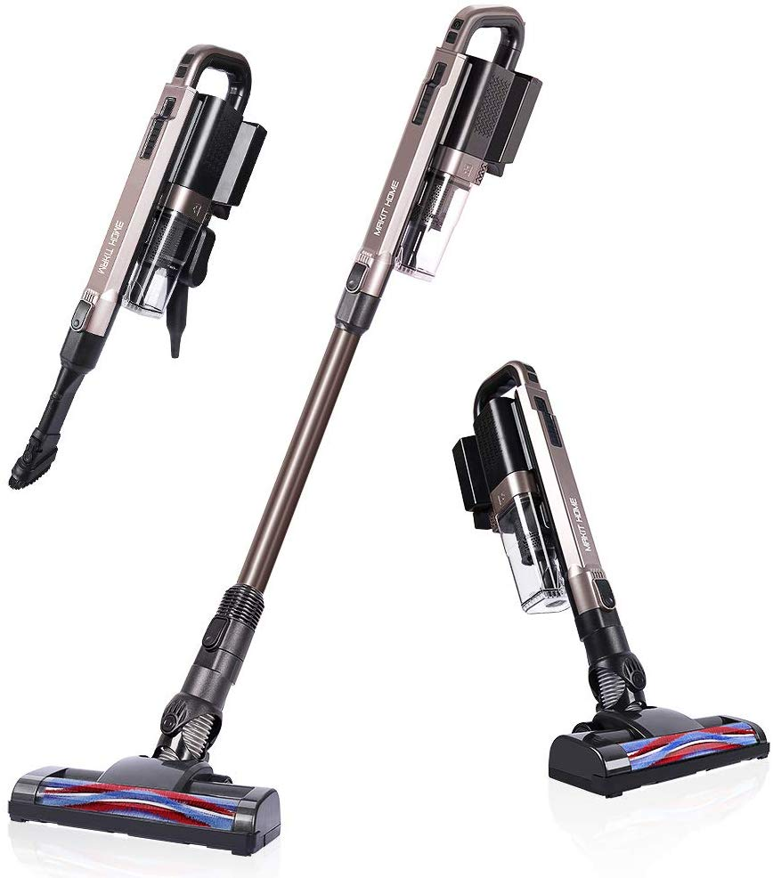 Cordless Vacuum Cleaners Super Suction