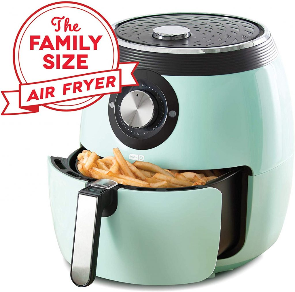 Dash Oven Cooker Deluxe Electric Air Fryers