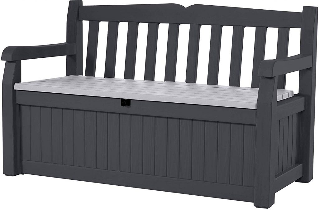 Deck Box for Patio Decor and Outdoor Outdoor Storage Benches