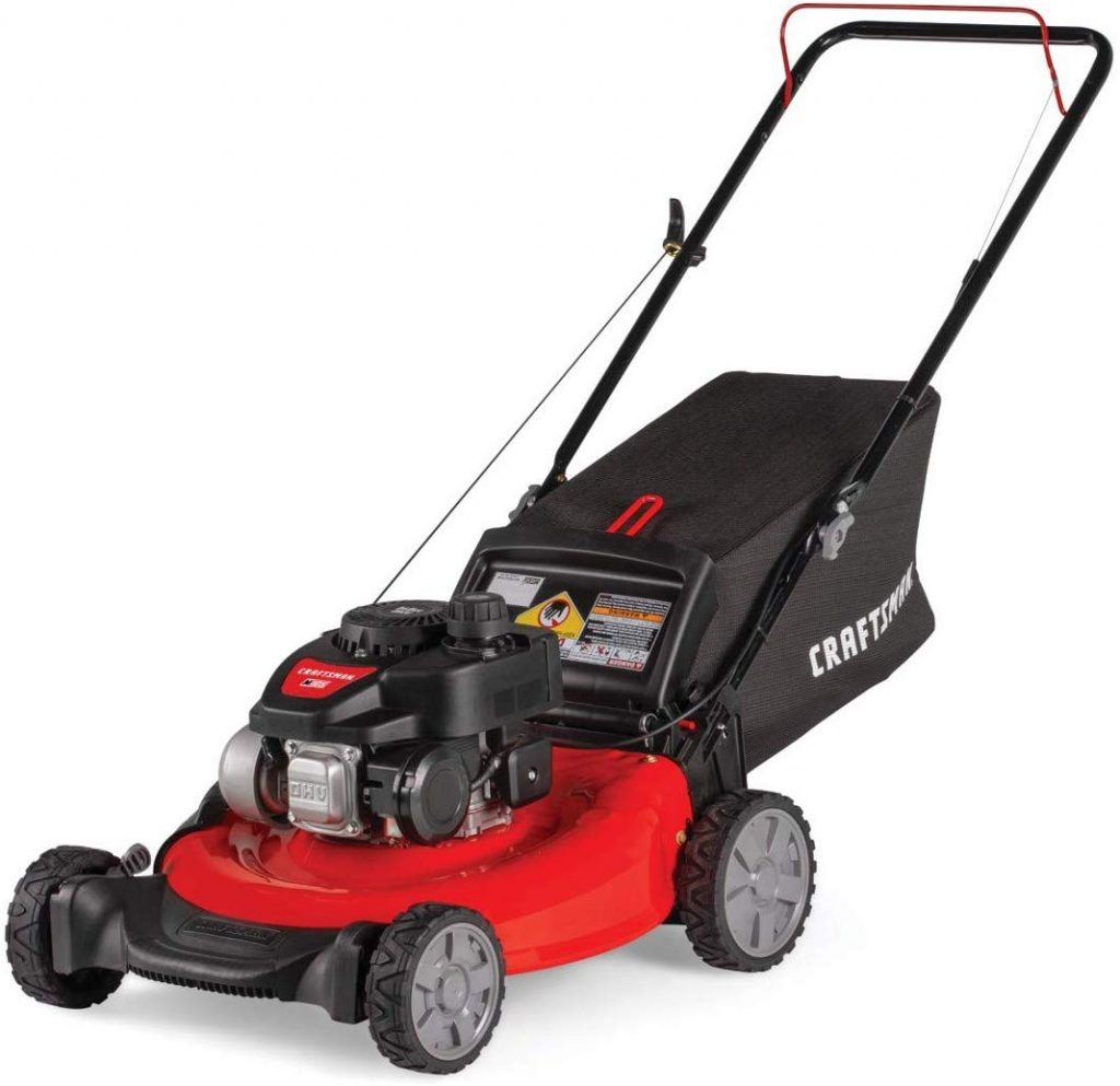 Craftsman Walk Behind Lawn Mowers