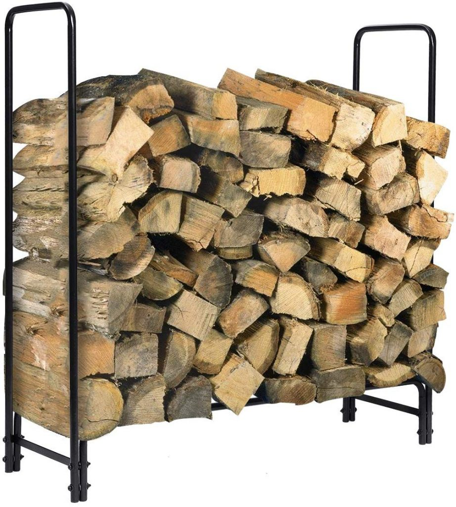 KINGSO 4ft Outdoor Firewood Racks