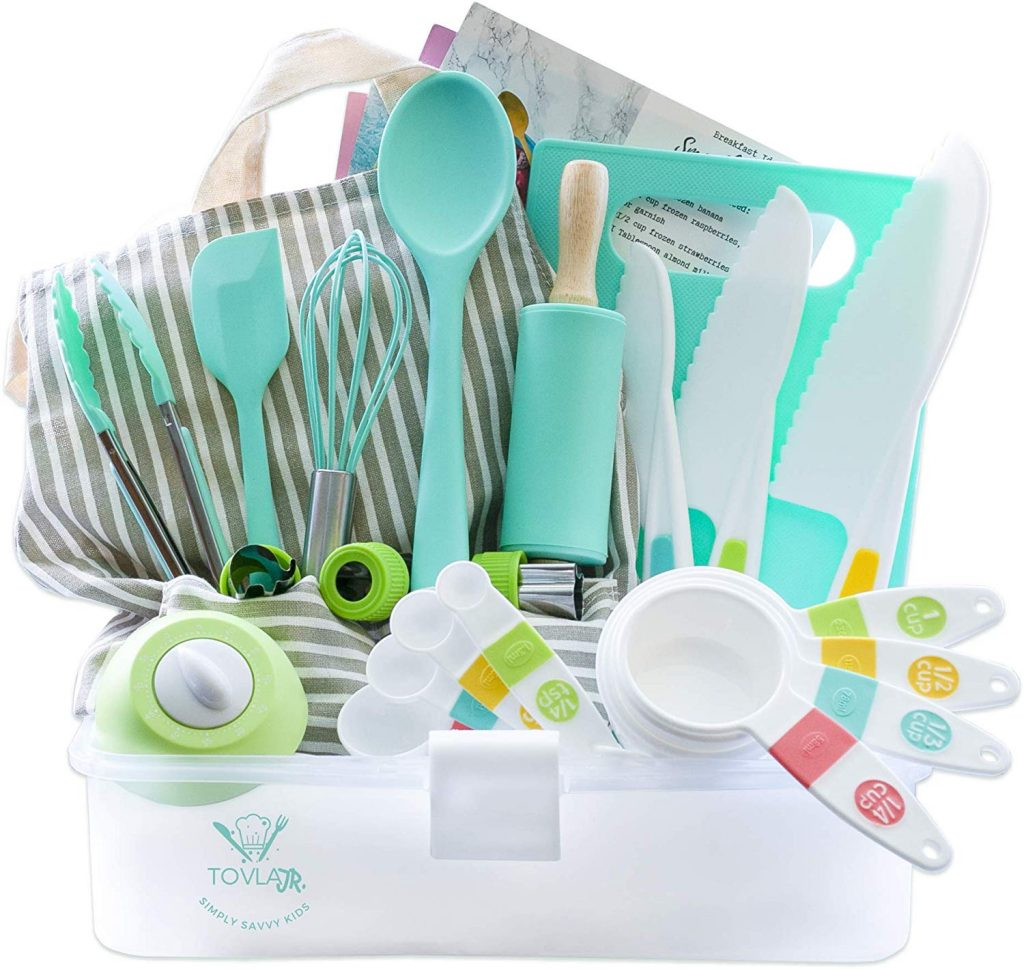 Tovla Jr. Kids Cooking and Baking Gift Set