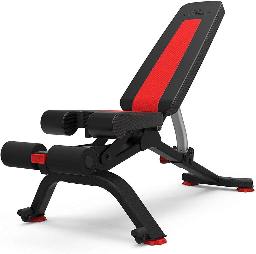 Bowflex SelectTech Adjustable Bench