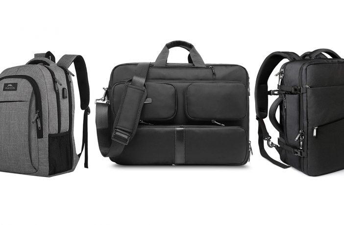 Laptop Convertible Backpack
