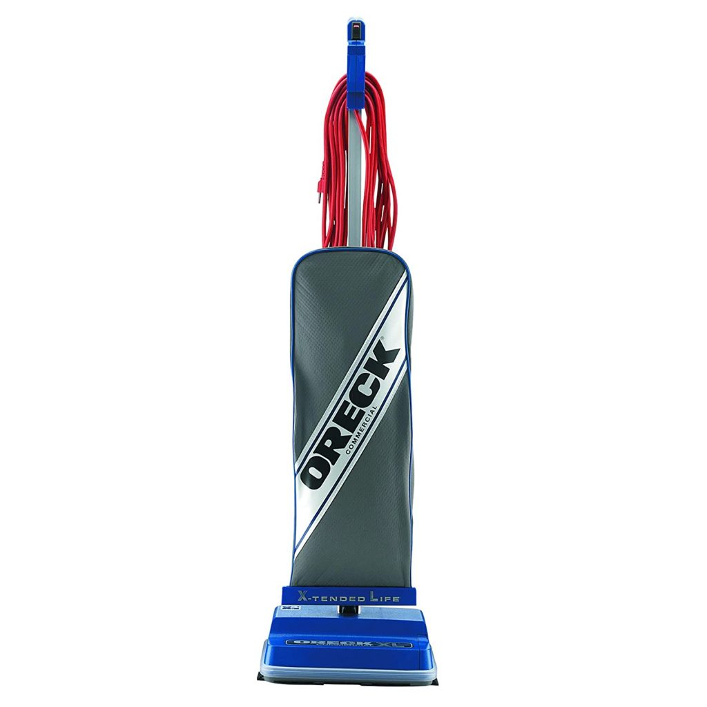 Oreck Commercial Upright Vacuums Cleaner